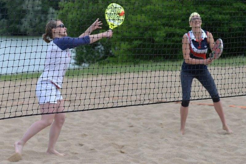 Championnat Régional Beach Tennis 2016