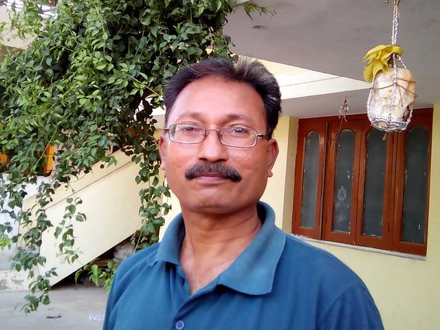 इनरेम फाउंडेशन के नलगोंडा प्रोजेक्ट डायरेक्टर श्रीनिवास चेकुरी