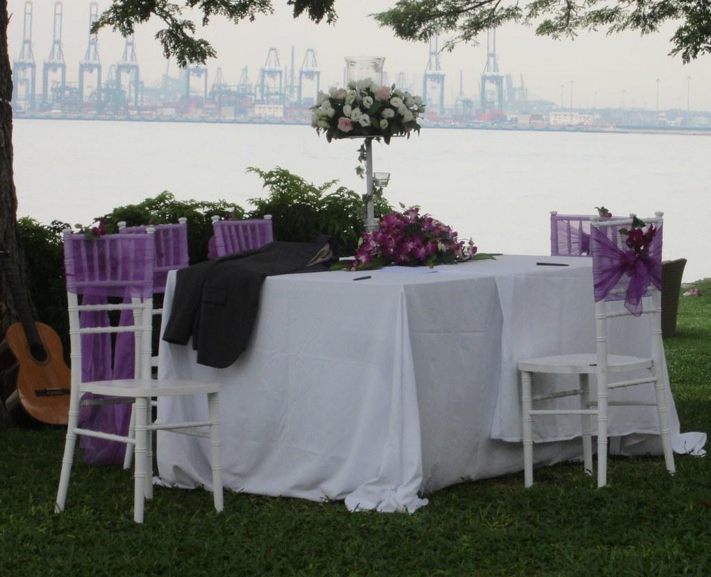 Wedding, Sentosa, Singapore