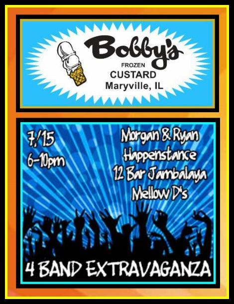 Bobby's Frozen Custard 7-15-16