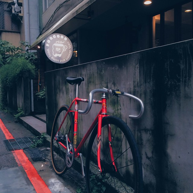 #nagasawa #njs #frame #fixedgear #fixie #pista #trackbike #bike #bicycle #taipei #taiwan #cycle #固定齒