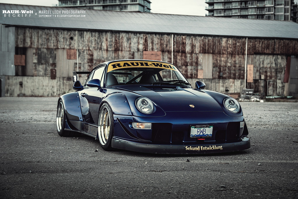Rwb Porsche 993 Flickr Photo Sharing