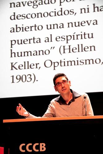 """Conferencia """"Acompañar en Educación"""" (Ignacio Calderón Almendros)"""