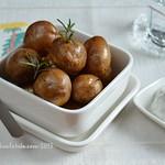 Rosmarinkartoffeln aus dem Mini-Crockpot