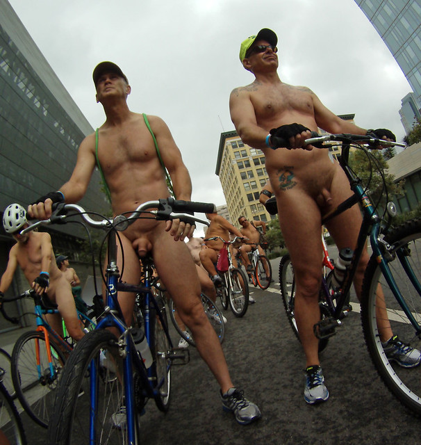 LA World Naked Bike Ride (2000)