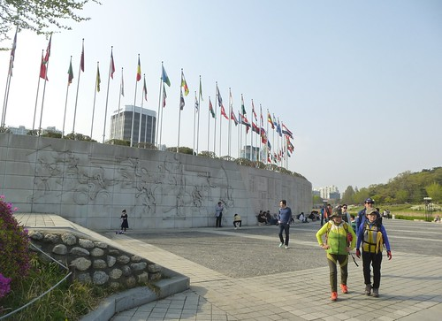C16-Seoul-Parc Olympique-World Peace Gate (2)