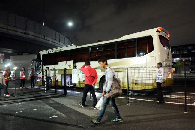 kyoto to tokyo night bus