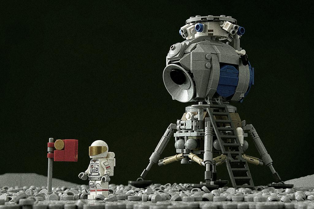 LEGO + Διάστημα! - Σελίδα 2 28176278475_2f33ed9bdf_b