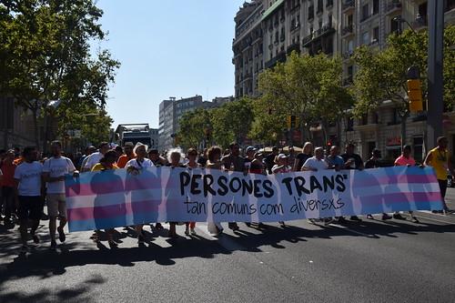 Orgullo LGTBI Barcelona 2016