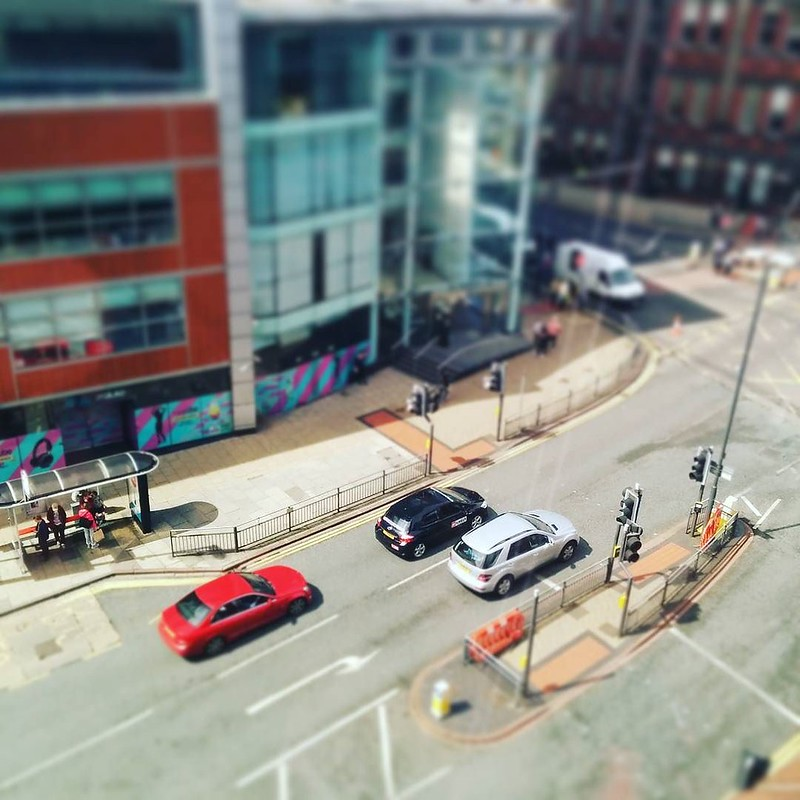 Another view from my new window at work #leeds