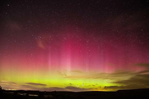 Aurora Borealis - Lancaster 2016