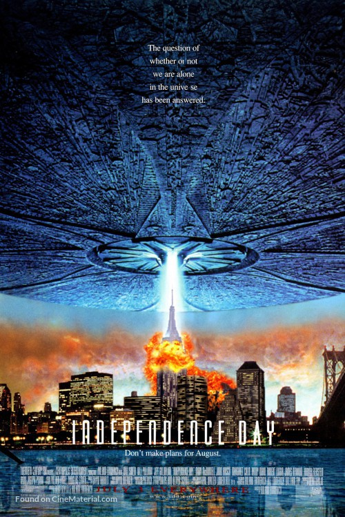 Independence Day - Poster 10