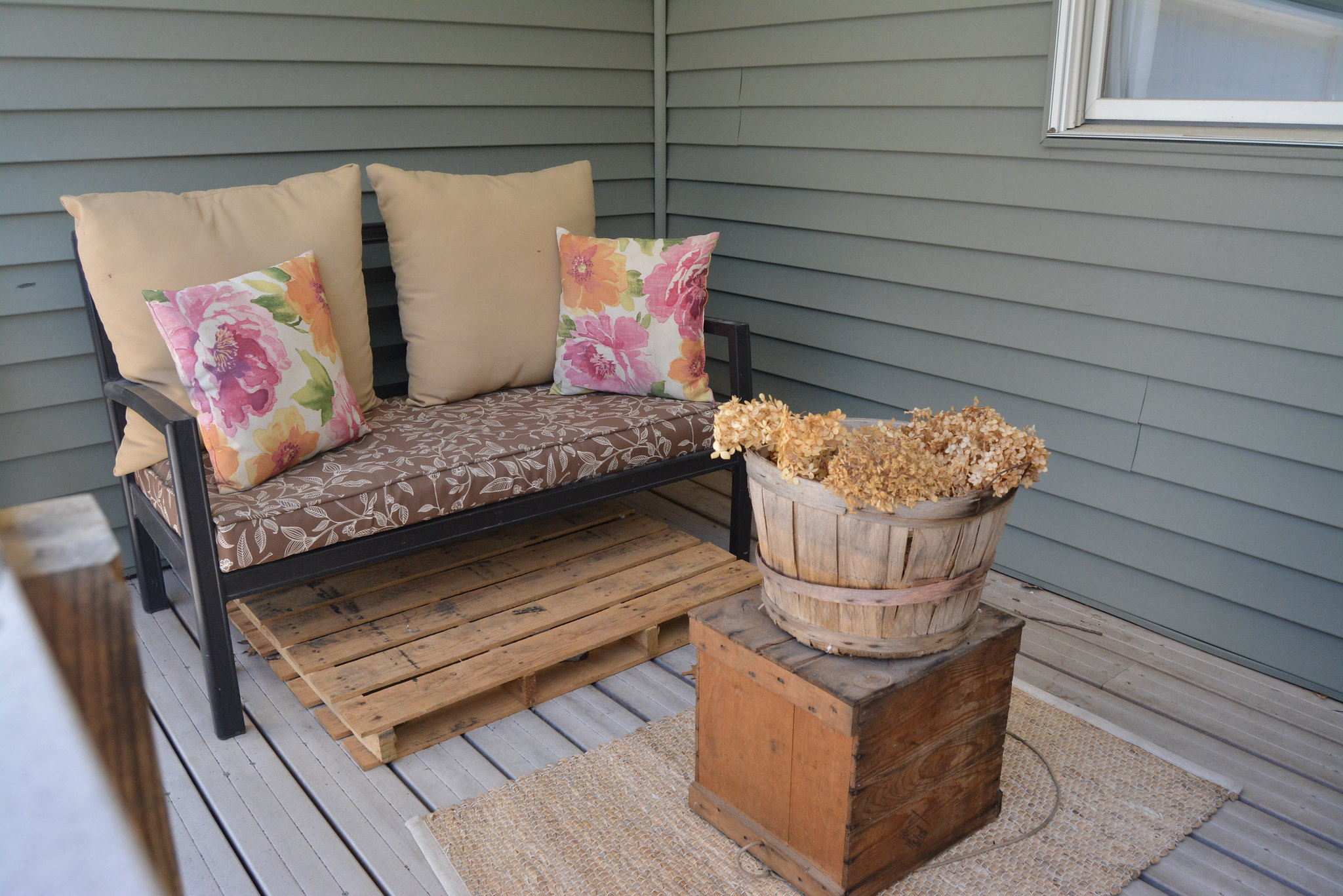 Front Porch Makeover