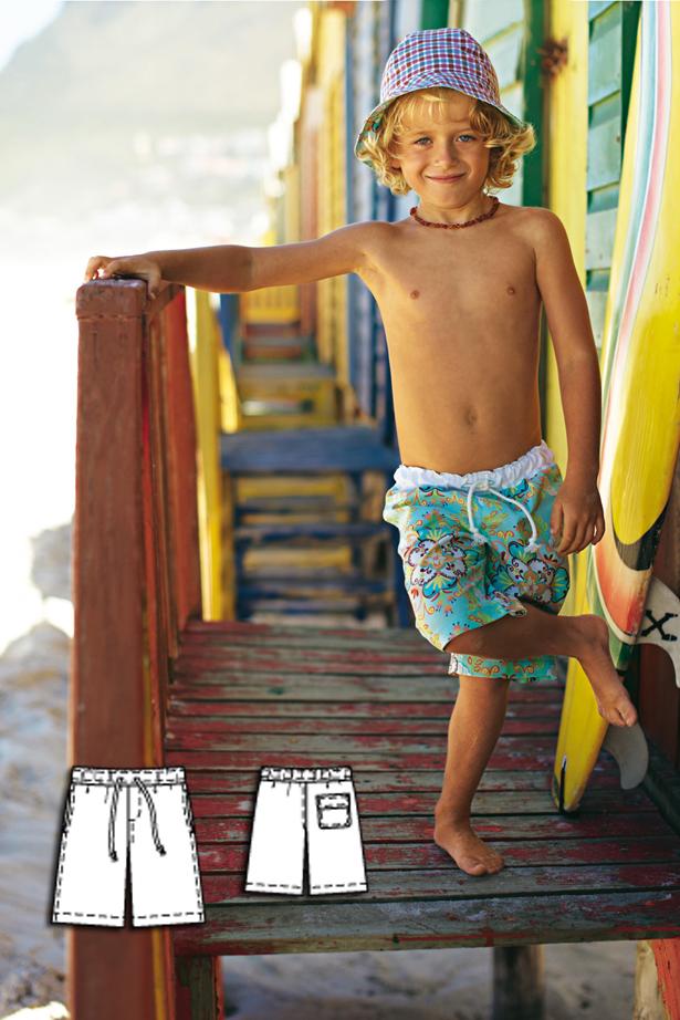 140B swim shorts