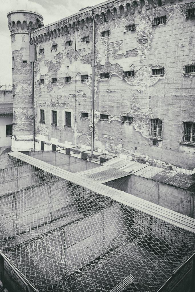 Spacerniak - Zakład Karny w Kaliszu #3 / Więzienie Kalisz