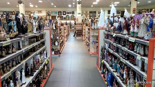 Religious Shopping