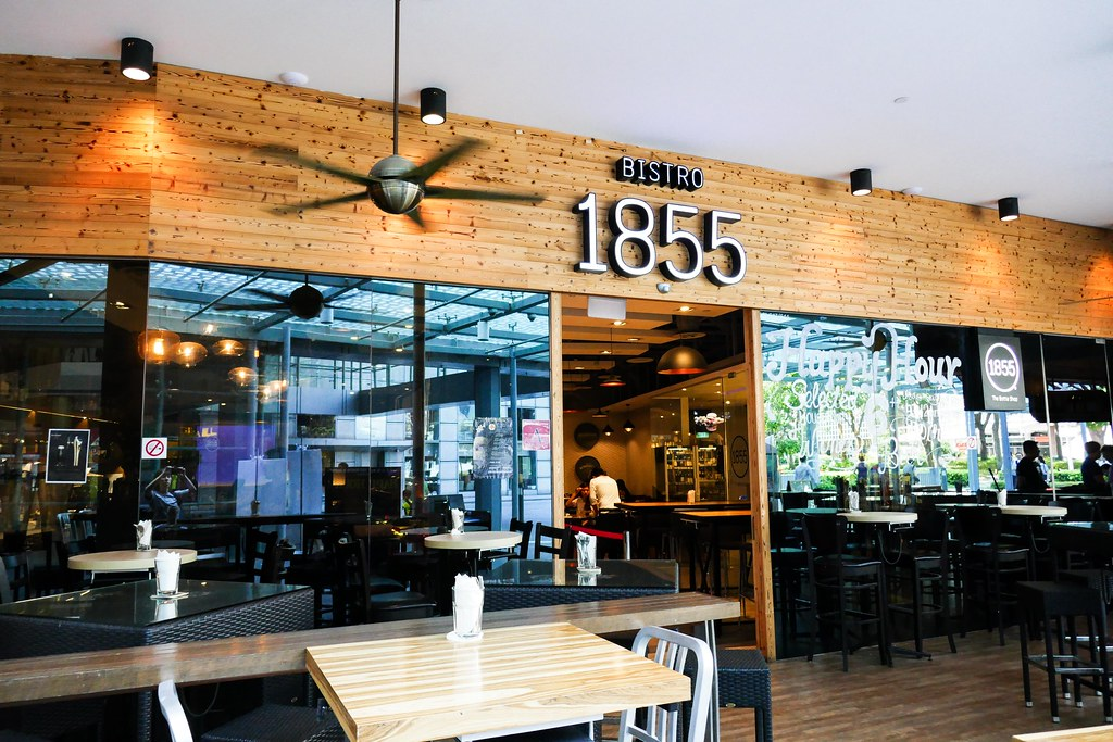 Suntec City Restaurants: Bistro 1885