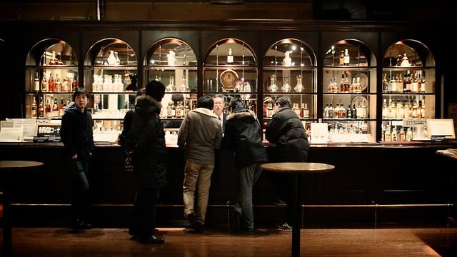 Nikka Whisky Yoichi distillery.