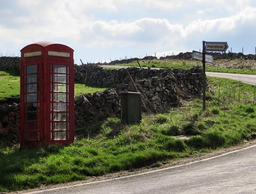Royal Oak phone booth
