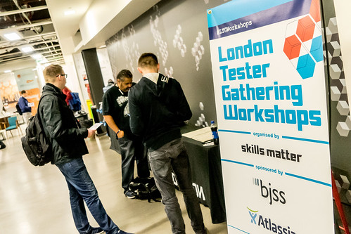 London Tester Gathering Workshops 2016