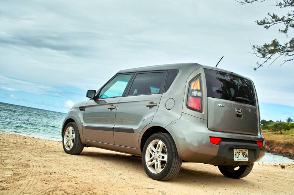 The Kia Soul In Hawaii Flickr Photo Sharing
