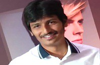 Jiiva & Aadhi at Zique Salon and Spa Launch