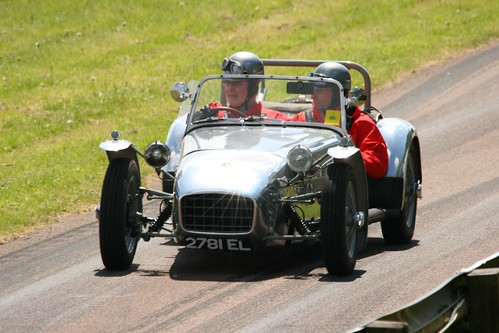 2781 EL 1959 Lotus Seven Series 1 Chassis No Mk7-760