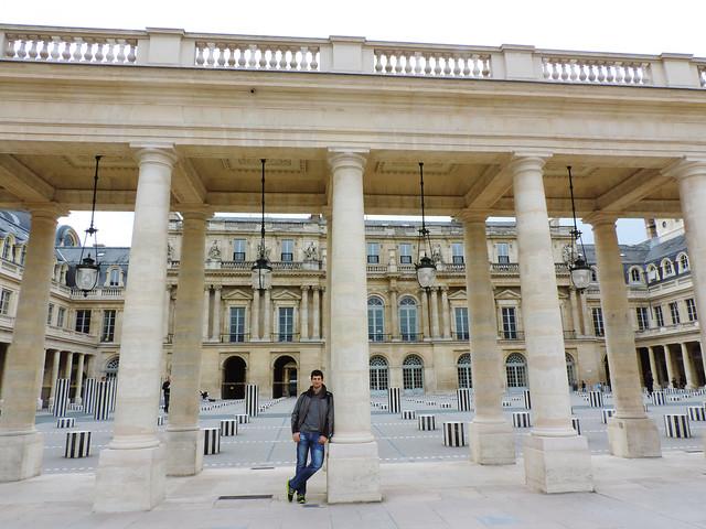 Le Palais Royal, Paris, France