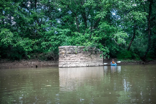Goat Island in the Broad River-113
