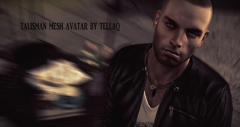 TALISMAN MESH AVATAR BY TELLAQ