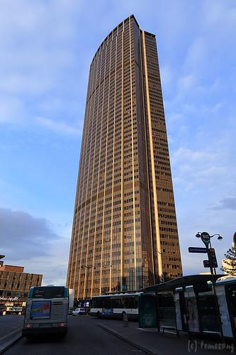 The Montparnasse Tower