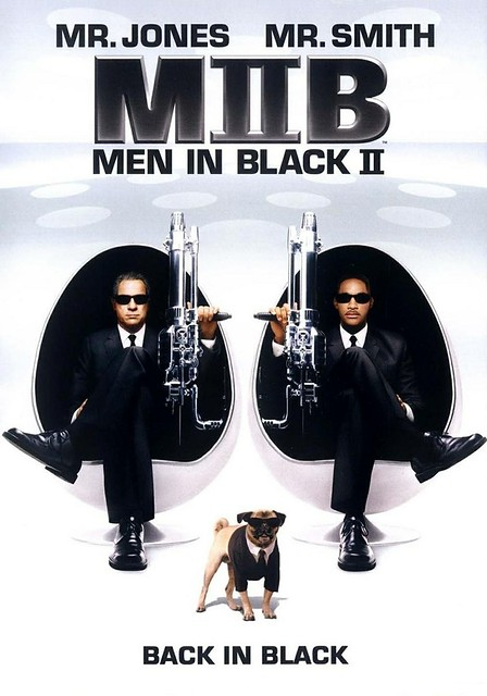 (2002) Men In Black II