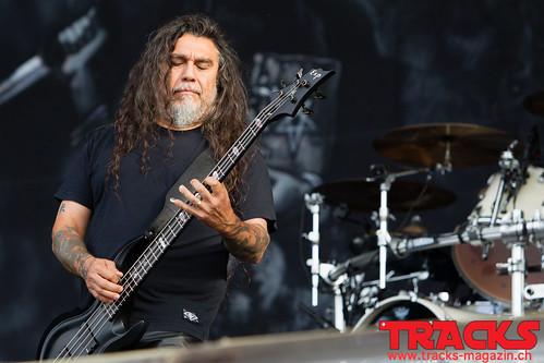 Slayer @ Sonisphere - Luzern