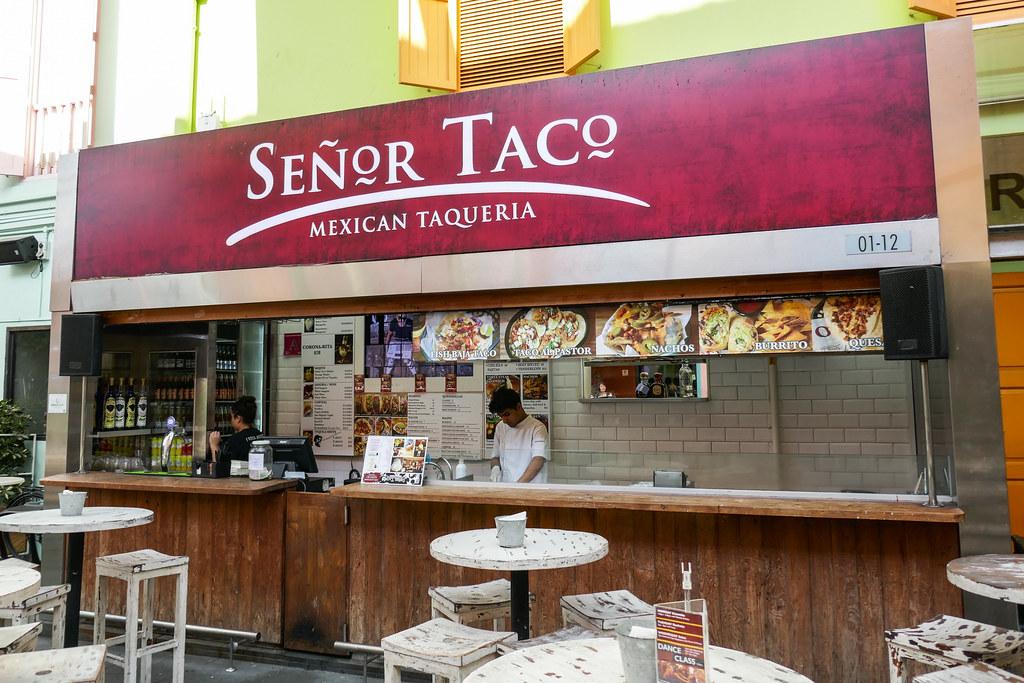 Culinary Hotspots: Senor Taco
