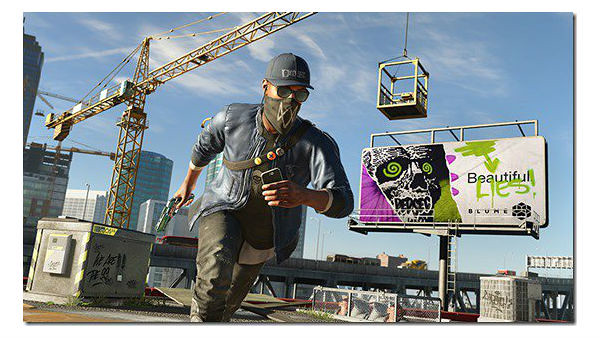 Watch Dogs 2 Trailer: Marcus Character Introduction