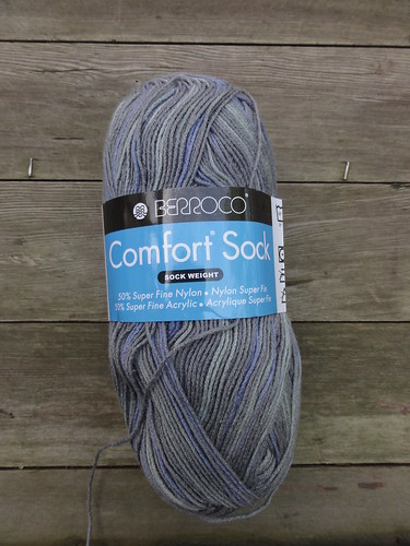 Berroco Comfort Sock in 1811