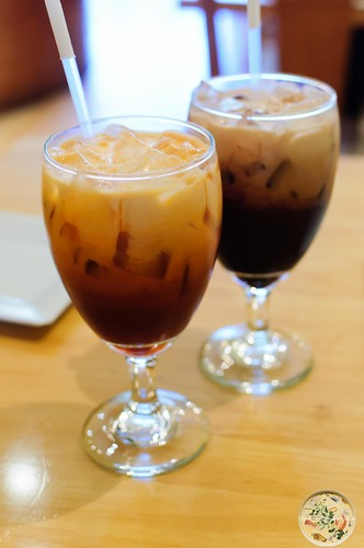 Thai Iced Tea, Thai Iced Coffee