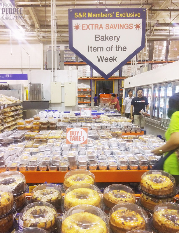 Buy 1 Take 1 on US Creme Ring Cakes (P299 95)