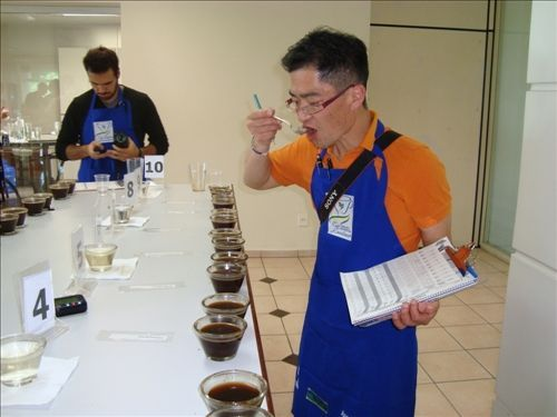 2º Concurso de Qualidade 'Cup of Excellence Natural Late Harvest' da BSCA (2013)