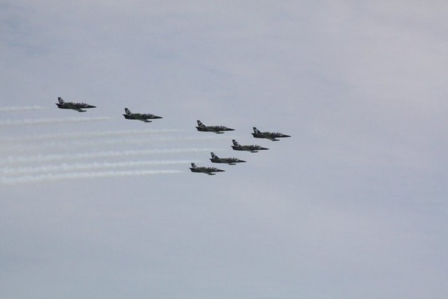 Jesolo Airshow 2011