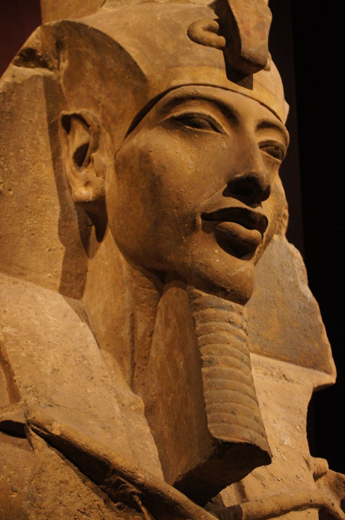 an introduction to the life and history of amenhotep iv