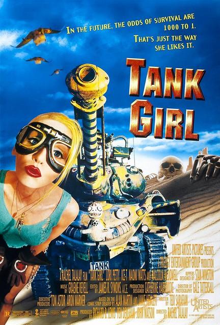 (1995) Tank Girl
