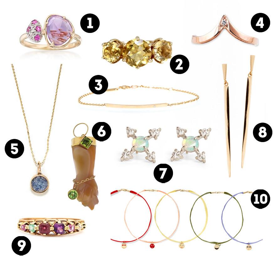 Jewelry Under $500   Gem Gossip