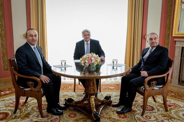 Spotkanie ministrów szefów dyplomacji Polski, Rumunii i Turcji