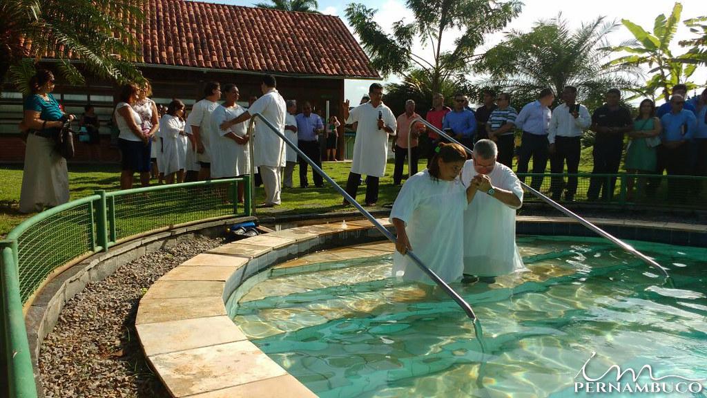 Batismo Pólo Olinda