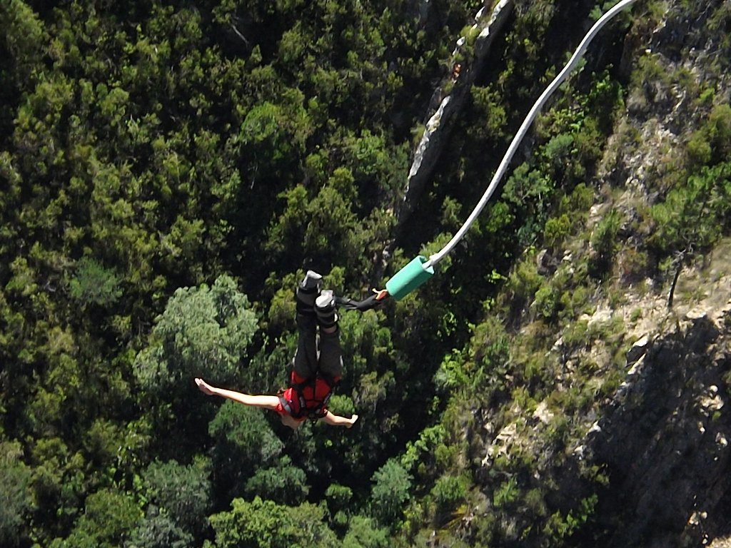 Bungee Jump South Africa