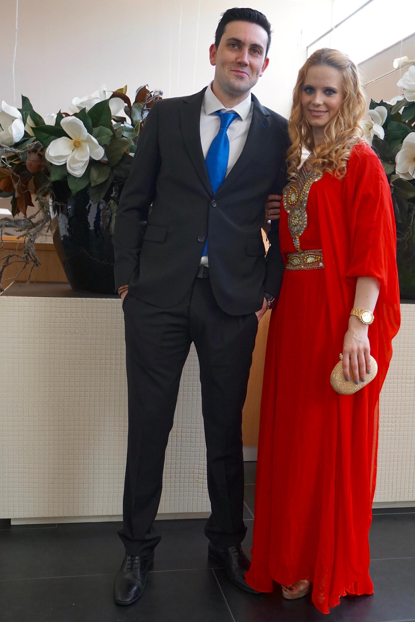 Vestidos para ir a una boda marroqui