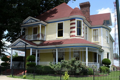 The Painted Lady - Jackson, TN