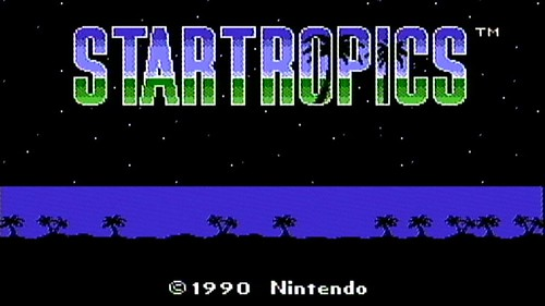Wii U Virtual Console Is Getting Tropical with StarTropics