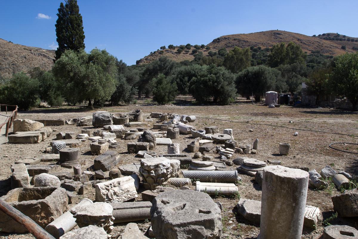 ancient crete essay
